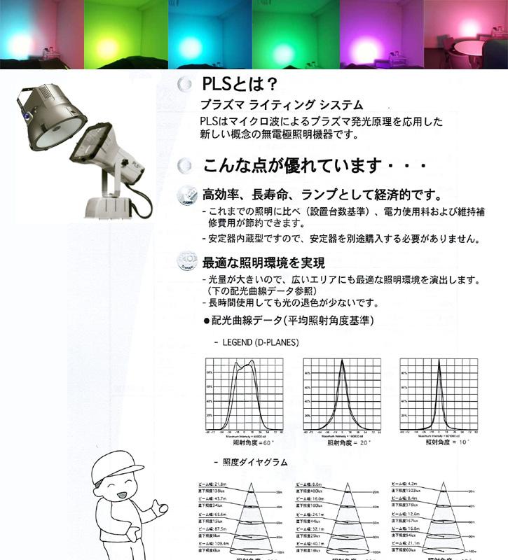 PLS プラズマライティングシステム