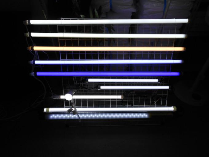 LED蛍光灯(演色効果考察)ダウンロード参照お願いします。
